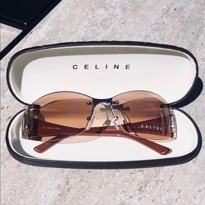 Celine Gradient Sunglasses